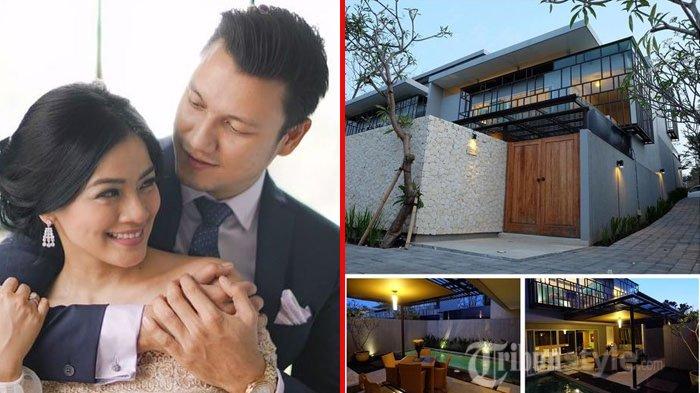 Dari Minimalis hingga Super Mewah, Intip Yuk Bisnis Properti Pasangan Christian Sugiono & Titi Kamal
