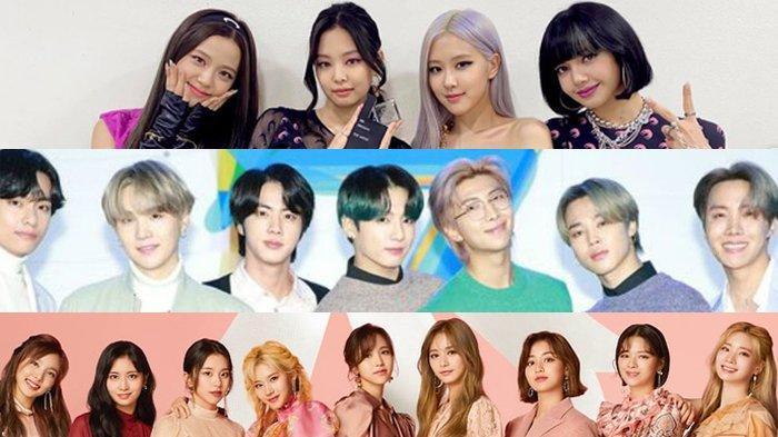7 Artis Kpop Bersertifikat Jumlah Streaming Terbanyak di Jepang, Ada BTS hingga TWICE