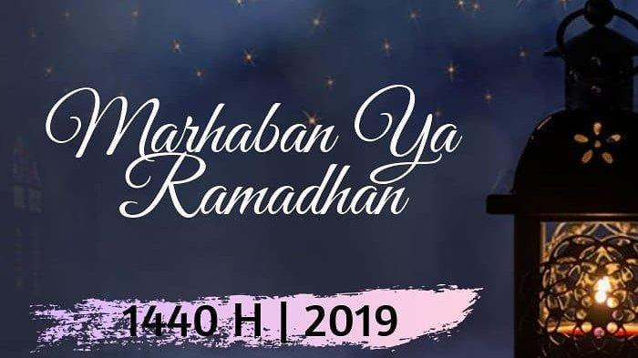Ramadhan 1440 H.