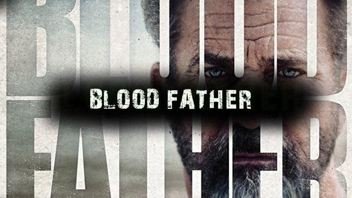 Poster film Blood Father.