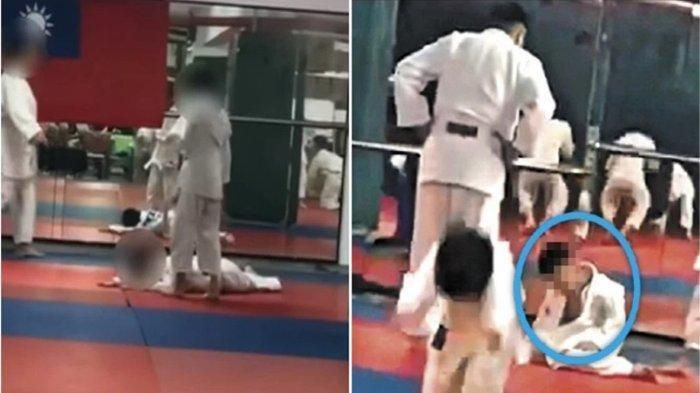NASIB Pilu Bocah 7 Tahun Latihan Judo, Dibanting 27 Kali, Kini Koma, Jika Sadar Otak Tak Lagi Normal