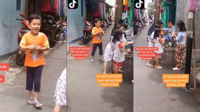 POPULER Bocah Berwajah Mirip Rafathar Anak Raffi Ahmad Jadi Viral, Didoakan Semoga Rezeki Artis