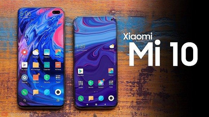 Bocoran Spesifikasi Xiaomi Mi 10 yang Rilis Besok Kamis 13 Februari 2020, Kamera hingga 20 MP