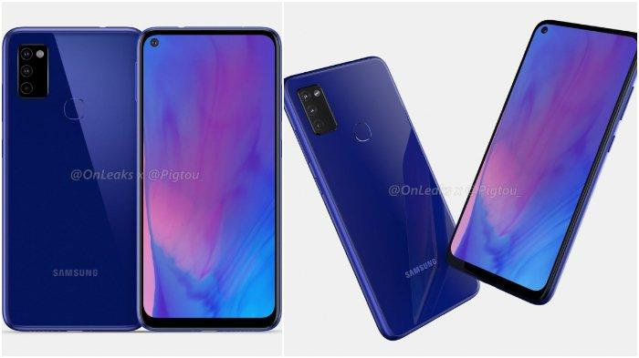 BOCORAN Penampakan, Harga, & Spesifikasi Ponsel Terbaru Samsung, Galaxy M51, Bawa Snapdragon 675