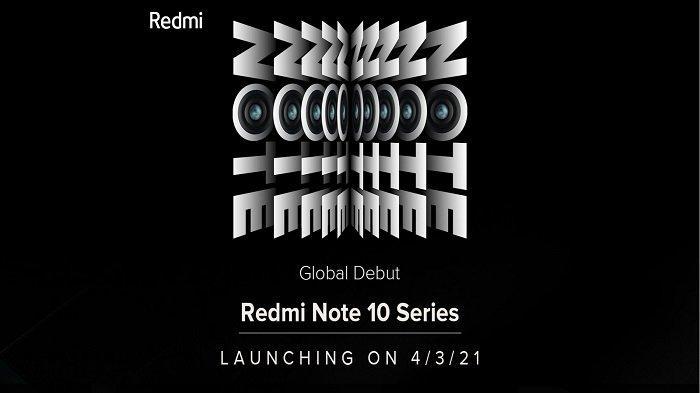 BOCORAN Penampakan & Spesifikasi Xiaomi Redmi Note 10 Pro, Bawa Snapdragon 750G dan Kamera 108 MP