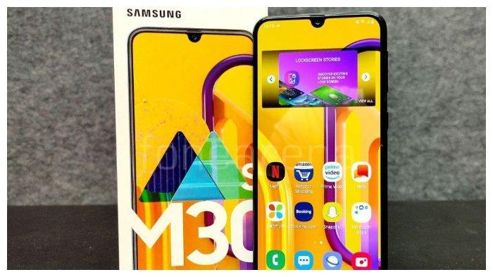Bocoran Penampakan & Spesifikasi Samsung Galaxy M31, Bawa Kamera 64MP, Siap Lawan Redmi Note 8 Pro?