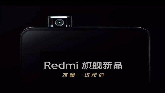 Bocoran Spesifikasi Ponsel Flagship Xiaomi Redmi, Dibekali Dengan Snapdragon 855 dan Kamera Pop-Up