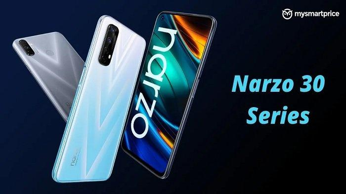 BOCORAN Spesifikasi Ponsel Realme Terbaru, Narzo 30 Pro, Disebut Bawa Teknologi 5G & 3 Kamera Utama
