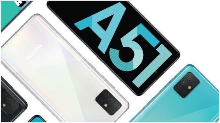 Samsung Galaxy A51 dan A71 Resmi Diluncurkan di Indonesia, Bisa Dibeli dengan Sistem Pre-Order