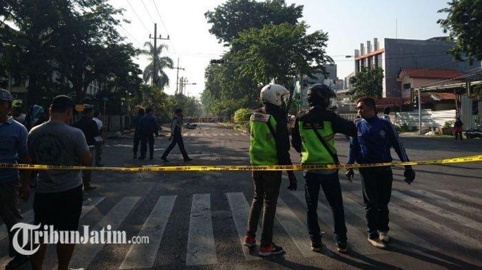 Waspada! Diduga Masih Ada Satu Pelaku Bom Gereja Berkeliaran di Kota Surabaya, Pakai Kendaraan Ini!