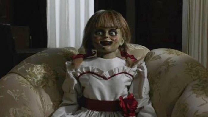 Heboh Boneka Horor Annabelle Disebut Kabur dari Tempatnya di Museum, Ini Fakta Sebenarnya