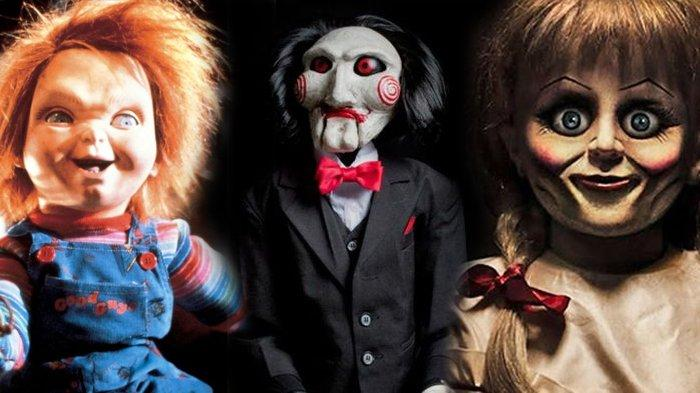 7 Boneka ini Jadi Ikon Film Horor, Mulai dari Chucky Hingga Brahms