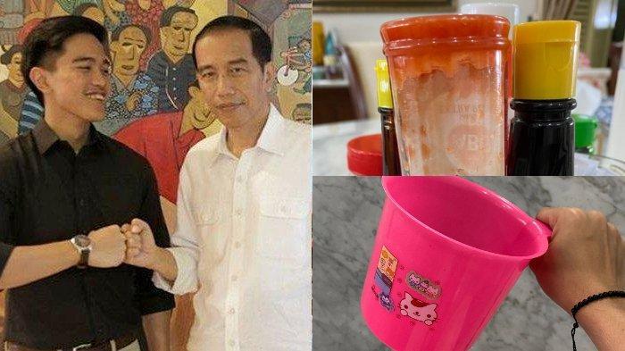 SISI MERAKYAT Istana Jokowi, Kaesang Pangarep Bocorkan: Botol Terbalik hingga Gayung, Mirip Punyamu?