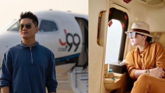 Boy William Sindir Orang Pamer Jet Pribadi Padahal Bukan Milik Sendiri, Nama Syahrini Jadi Sorotan