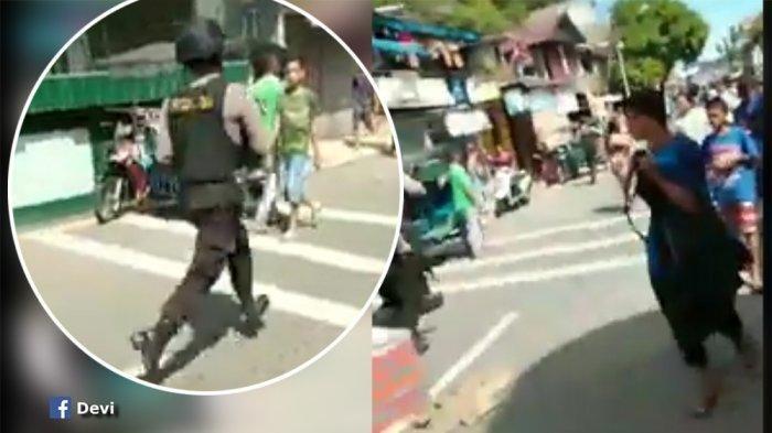 Video Detik-detik Ledakan di Sibolga, Warga Rekam Kepanikan di Lokasi: Ya Allah, Meledakkan Bom