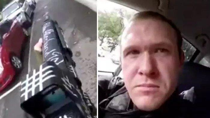 Identitas Pelaku Penembakan di Masjid Christchurch Selandia Baru, Pernah Jadi Pelatih Gym!