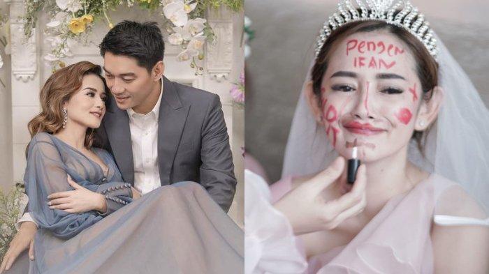Bridal Shower Citra Monica Sebelum Dinikahi Ifan Seventeen, Wajah Cemong Diarak Kompleks & Mall