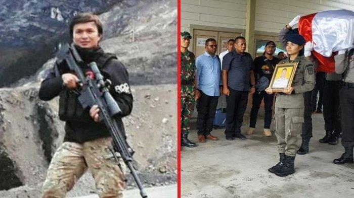 Brigadir Anumerta Heidar, Anggota Polri Tewas di Tangan KKB, Ditembak hingga Diseret Ratusan Meter