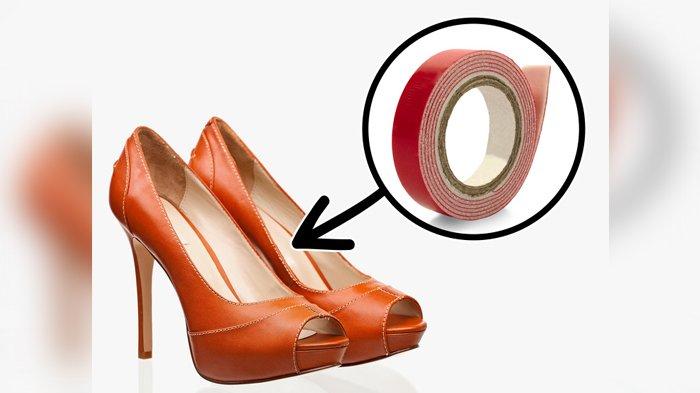 6 Trik Tersembunyi Memakai Sepatu Hak Tinggi Seharian Biar Kaki Tak Lecet