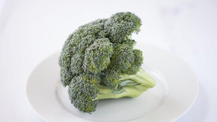 Ilustrasi brokoli.