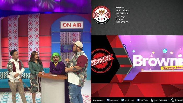 POPULER KPI Hentikan Sementara Brownis Trans TV Ayu Ting Ting, Ruben Onsu & Ivan Gunawan, Kenapa?