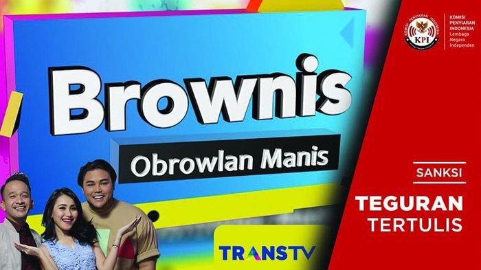 Akhirnya KPI Jatuhkan Sanksi untuk Dua Acara Ramadhan Trans TV, Ini Penyebabnya!