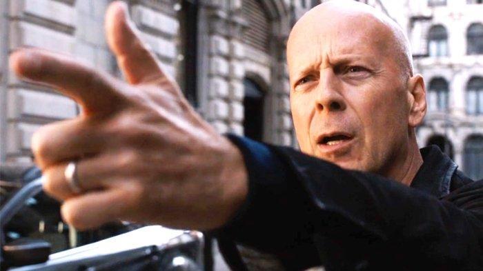 Bruce Willis dalam film Death Wish.