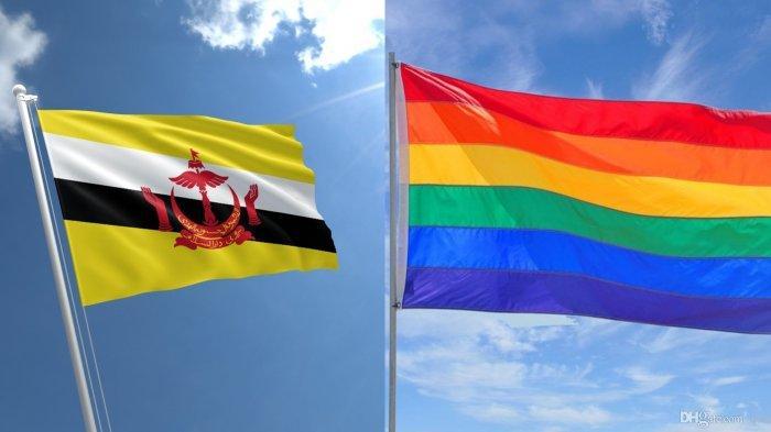 Brunei Darussalam Tetapkan Rajam Bagi LGBT, Ini Reaksi Rakyat Brunei yang 'Minggat' dari Negaranya