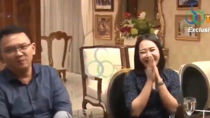 Ahok alias BTP beberkan alasannya kenapa memilih Puput Nastiti Devi sebagai calon istrinya.