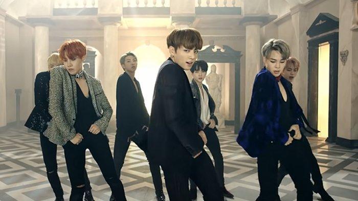 Video Musik 'Blood Sweat & Tears' BTS Capai 800 Juta Penayangan di YouTube setelah 5 Tahun Rilis