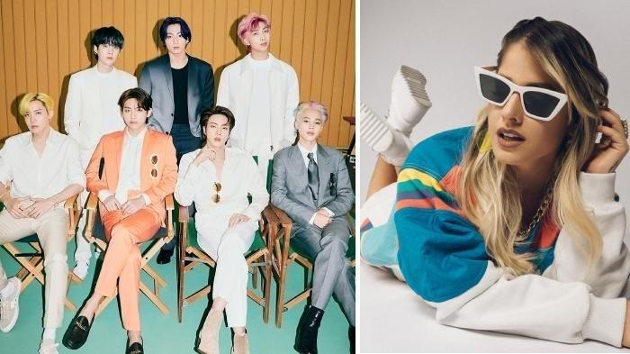 Penyanyi Nikki Mackliff Dituding Jiplak Sampul Album BTS, Minta Maaf dan Siapkan Desain Baru