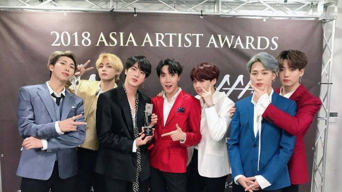 7 Link Live Streaming MMA 2018 Mnet Asian Music Awards di Jepang, Ada BTS dan Wanna One