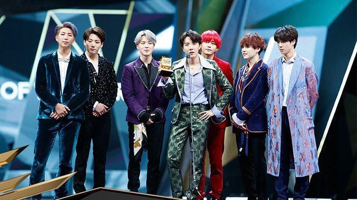 Daftar Lengkap Pemenang MAMA 2018 di Hong Kong, BTS Borong 5 Awards dalam Semalam!