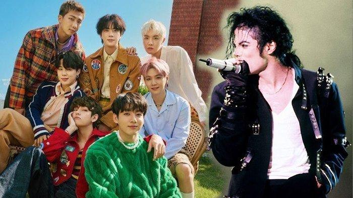 BTS Dapat Pujian dari Putra Michael Jackson, Disebut Telah Melanjutkan Jejak Musik King of Pop