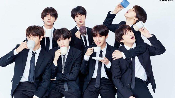 BTS Mendadak Lakukan Switch Part di Acara Music Bank, Rap Line Kacau!