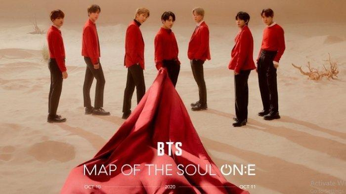 BTS Map of the Soul: ON:E
