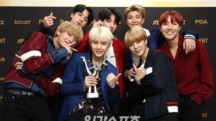 Sedang Berlangsung - Live Streaming 33rd Golden Disc Awards hari pertama, Sabtu 5 Januari 2019