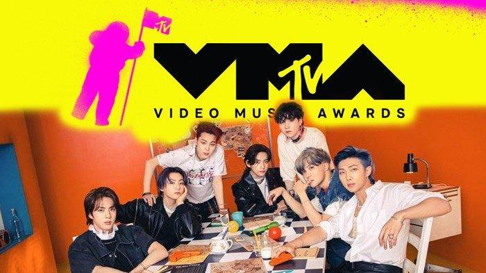 BTS Menangkan 3 Kategori Penghargaan MTV Video Music Awards 2021, Ketiga Kalinya Jadi Best K-Pop