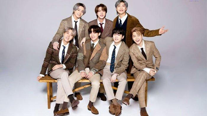 BTS ditunjuk Presiden Korea Selatan jadi utusan khusus urusan seni budaya.