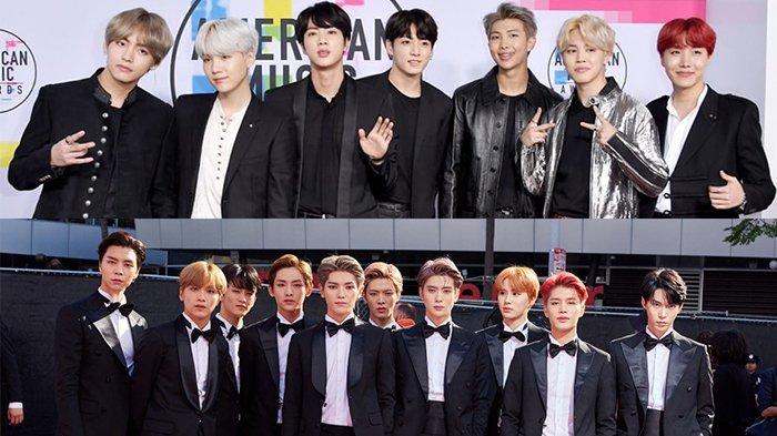 Fans Kecewa NCT Disebut Sebagai BTS Saat Tampil di Red Carpet American Music Awards