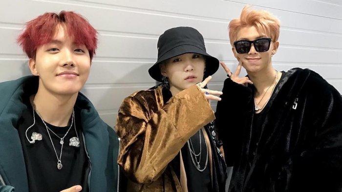 BTS FESTA 2018 - 5 Fakta Menarik dari Lagu 'Ddang' yang Baru Dinyanyikan Rapper Line, Buat Haters?