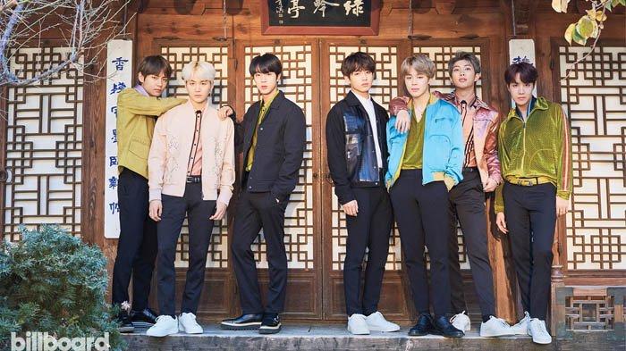 SEDANG BERLANGSUNG! Link Live Streaming Billboard Music Awards 2019, BTS Raih Top Duo/Group