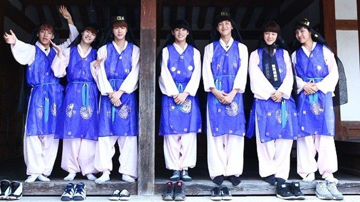 BTS FESTA 2018 - 5 Tahun Berkarir, Perayaan Saat BTS Debut Ternyata Sesederhana Ini!