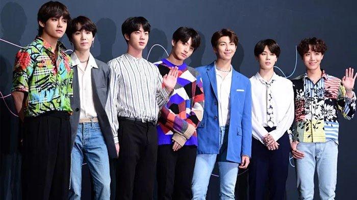 Pernah Dapat Posisi Pertama di Chart Billboard, BTS Berpeluang Dibebaskan dari Wajib Militer?