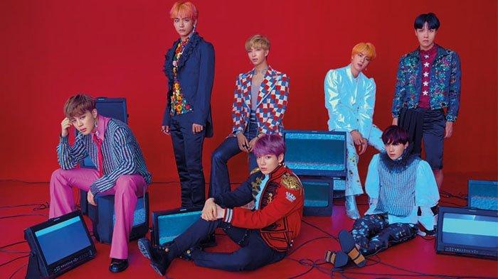 BTS Lewat Lagunya 'Idol' Kembali Rebut Posisi Cetak Rekor YouTube, Sempat Disalip BLACKPINK