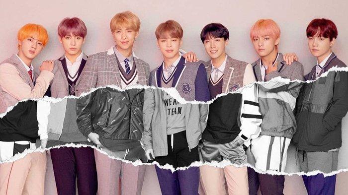 Keren! Begini Penampilan Perdana BTS Dengan Lagu 'IDOL' di Love Yourself in Seoul, Ada yang Beda