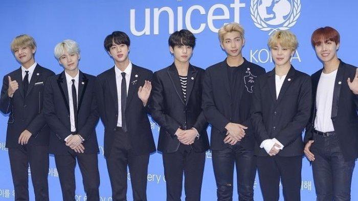 Buntut Pidato RM, Leader BTS, ARMY China Batalkan Pre-order Album BE hingga 800.000