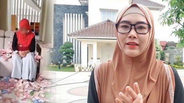 Ingat Bu Dendy Wanita Lempari Uang Jutaan Rupiah ke Pelakor? Begini Gambaran 'Rumah Bintang Limanya'