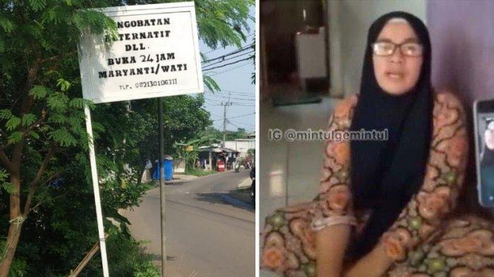 TUDUH Tetangga Nganggur tapi Kaya, Bu Wati Ternyata Ingin Disebut Paranormal, tapi Sepi Pelanggan