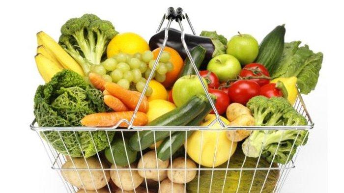 4 Jenis Warna Buah dan Sayuran yang Menunjukan Kandungan Vitaminnya